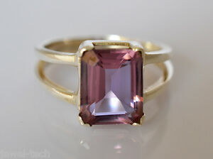 100-Color-Change-Lab-Created-Alexandrite-925-Solid-Sterling-Silver-Ring-3-13-US