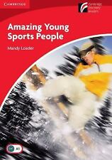 Amazing Young Sports People Level 1 Beginner/Elementary by Mandy Loader...