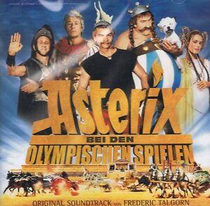 Asterix aux jeux olympiques-Bande Originale CD NEUF -