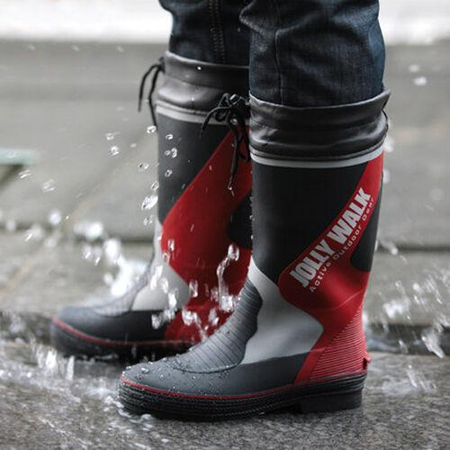 lavoro pioggia gomma da Wellington Stivali Wellies impermeabili in sicurezza Pesca UxHYnIqEw