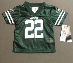 1bcf8d24f6e New York Jets Football Jersey Forte NFL Baby Infant Toddler 2T (G | eBay