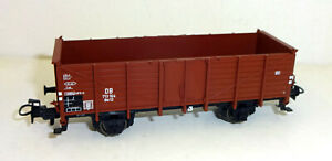TRIX-h0-21530-2-hochbord-voiture-OM-12-de-la-DB-epoque-III-NEUF