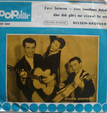 "7"" NILSEN BROTHERS  2 Guitarren eine Sweetheart Melodie"