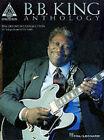 B.B. King: Anthology: Guitar Recorded Versions by Hal Leonard Corporation (Paperback, 2001)