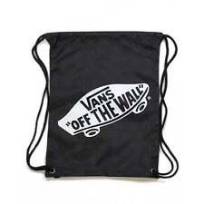 VANS Benched Cinch Bag Star Dot Black PE Bag VN0MRFKJV - VANS Drawstring Bag