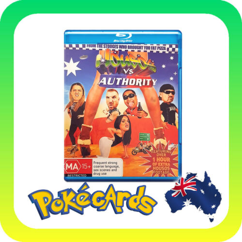 1 of 1 - Housos Vs Authority (Blu-ray, 2013)
