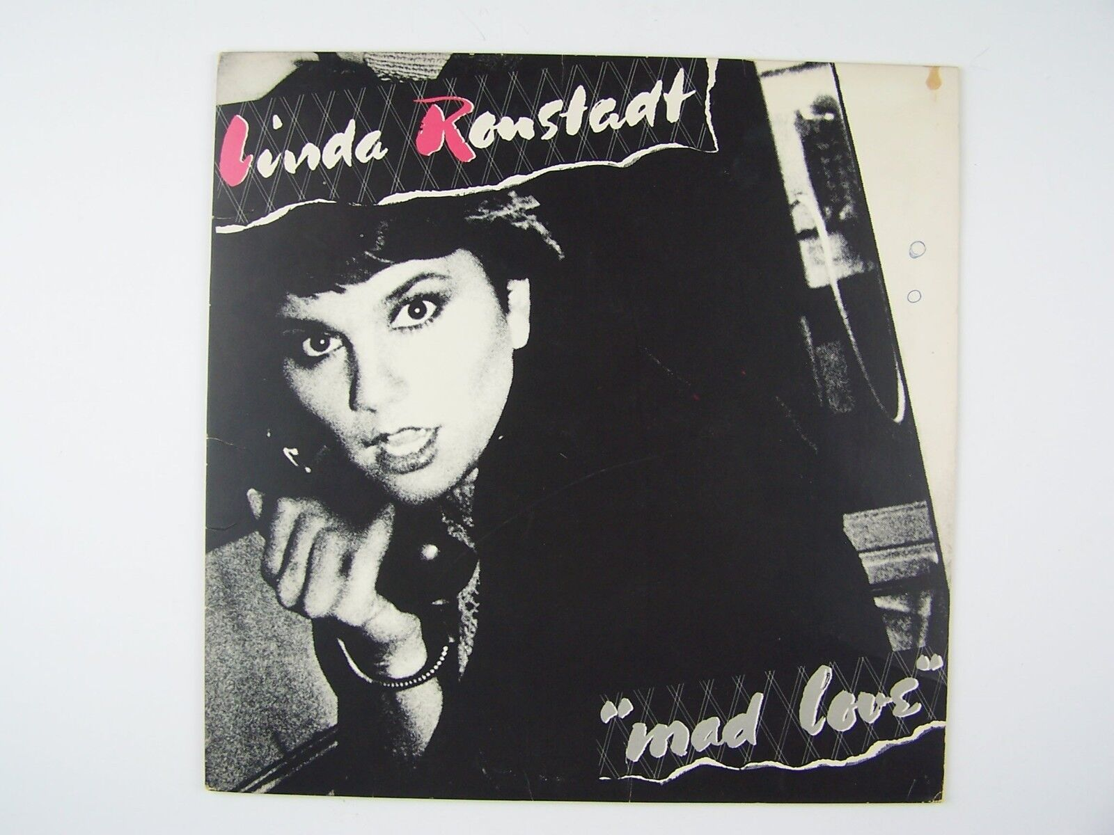 Linda Ronstadt - Mad Love Vinyl LP Record Album 5E-510