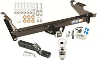 1978-1986 Chevy G10 20 30 Complete Trailer Hitch Package W/ Wiring Kit Class Iii
