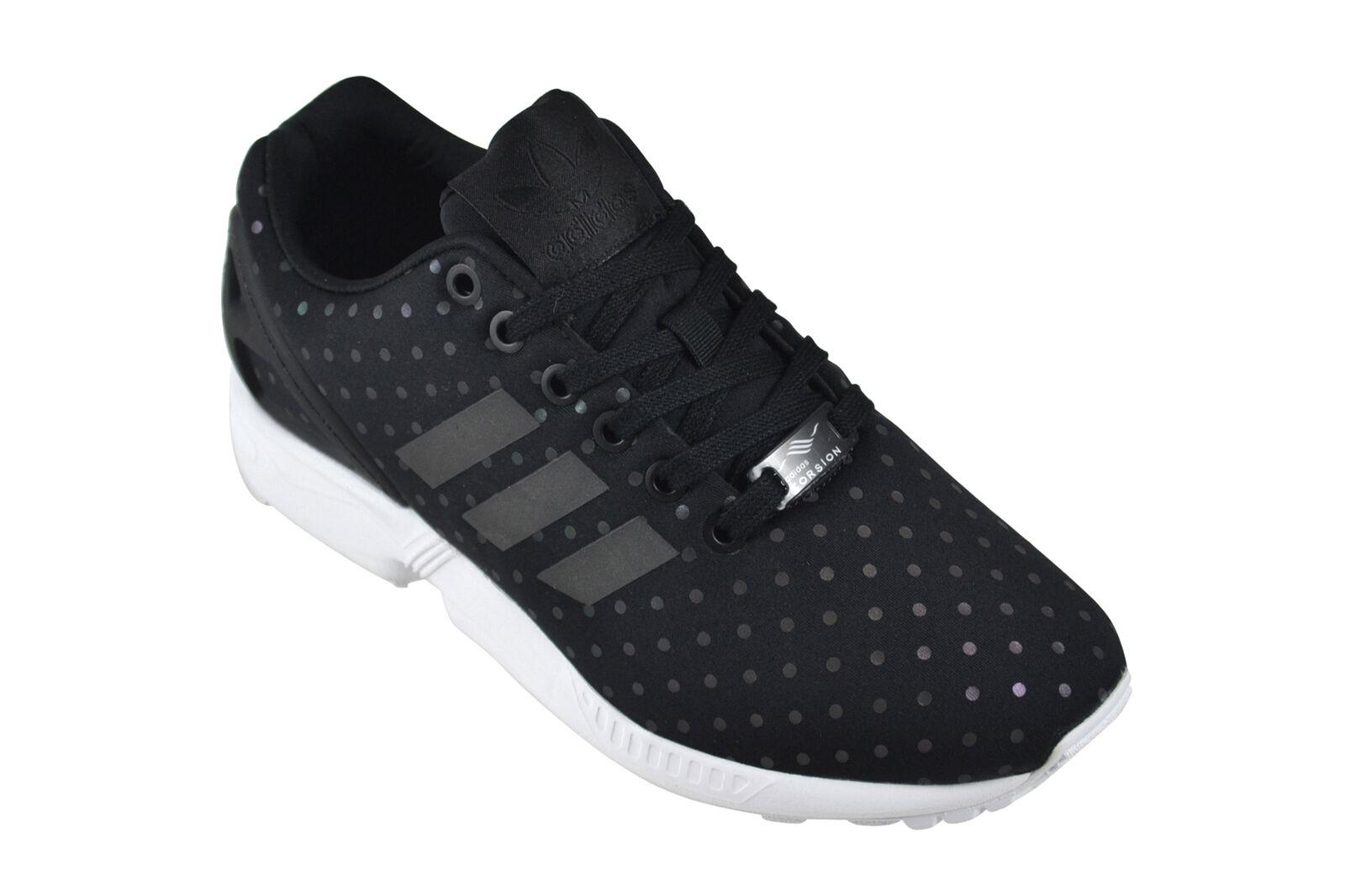Adidas ZX Flux mujer Core negro Footwear blanco cortos zapatos negro bb2253