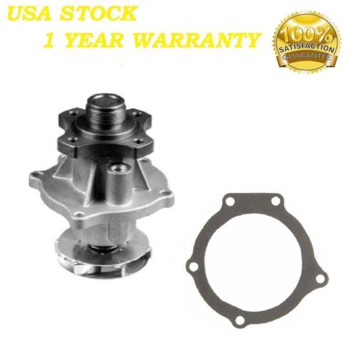 Engine Water Pump FIT BUICK//CHEVY//GMC//HUMMER//ISUZU//OLDSMOBILE//SAAB 2002-2012