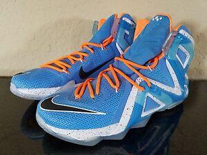 45b970de1d0f Image is loading Nike-Lebron-Xii-Elite-Elevate-Basketball-Mens-Shoes