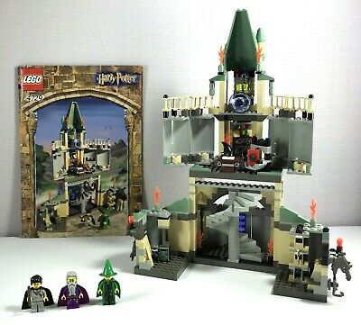 FOR SET 4729 DUMBLEDORE/'S OFFICE VERY NICE Lego Harry Potter INSTRUCTION BOOK