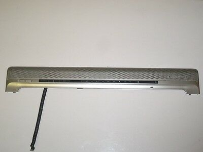HP Pavilion DV6000 Series Power Button Hinge Cover w/Cable 431423-001