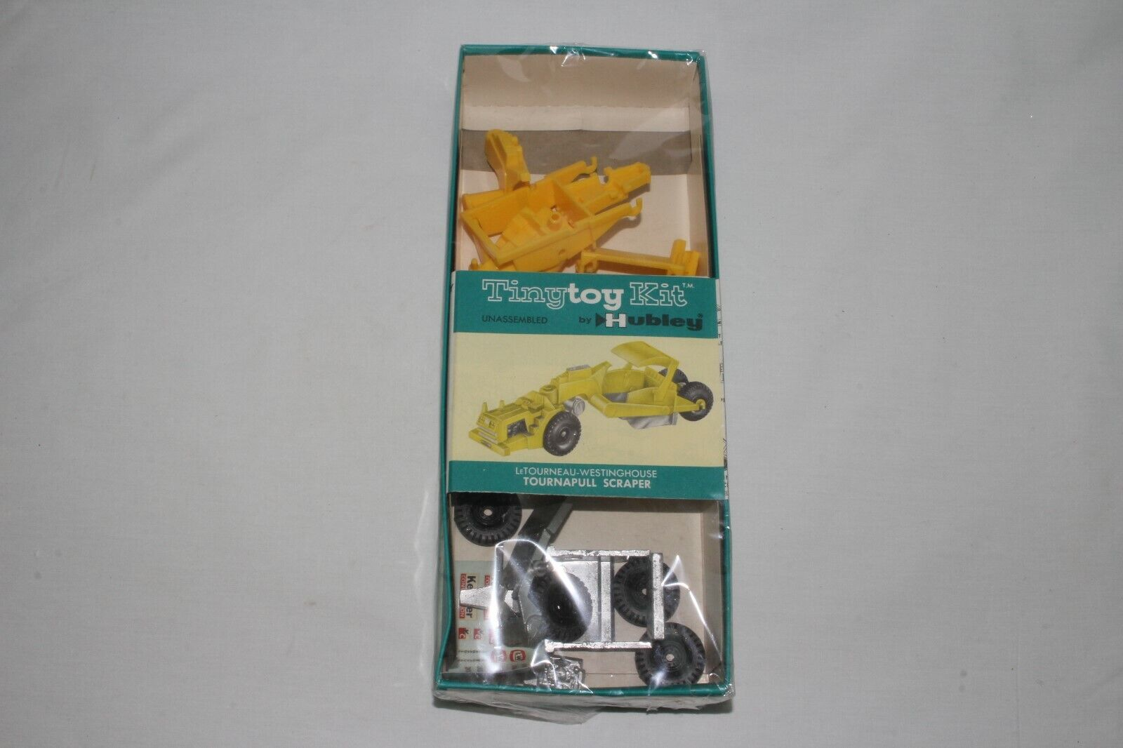 1960's Hubley Tiny Modèle Jouet Kit,Westinghouse Tournapull Grattoir Nice