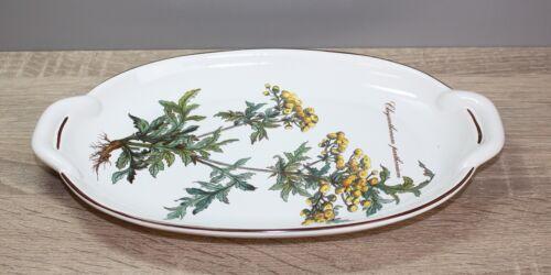 Villeroy /& Boch V/&B Botanica Platte Tablett mit Griffen Servierplatte ca26x16 cm