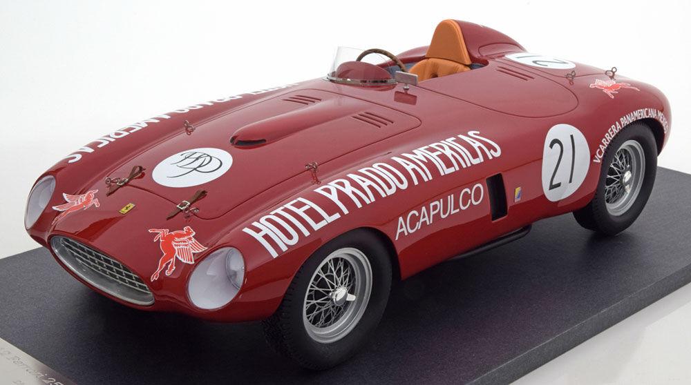 Ferrari 250 Monza Hotel Prado Americas in 1 12 Scale LE of 100. New Release
