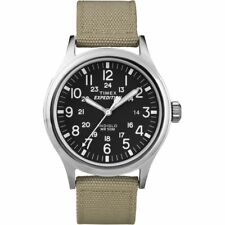 Timex T49962 Mens Expedition Scout Watch Tan
