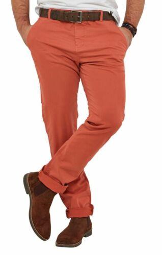 New £40 Joe Browns Orange Essential Classic Chinos 30 32 34 36 38
