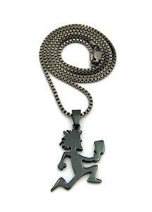 New small hatchetman pendant with 24 box chain ebay image is loading new small hatchetman pendant with 24 034 box aloadofball Gallery