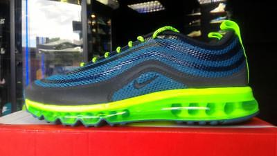 NIKE AIR MAX 97 2013 HYPERFUSE NIGHT FACTOR NEON D