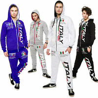 Men'S Sport Suit Joggers Training Trousers Jacket Black,White S,M,L,XL V531