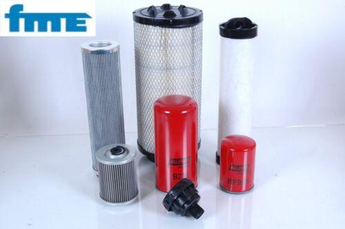 Filterset Schaeff HR 42 Motor Deutz BF4M2012 Filter