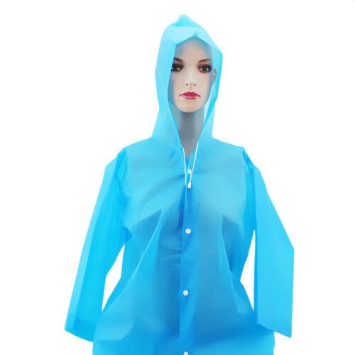 Children Waterproof Jacket Hooded Raincoat Rain Coat Poncho Rainwear LP