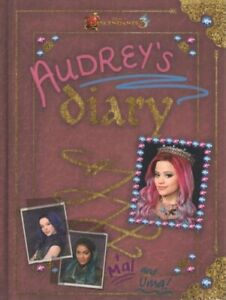 Descendants-3-Audrey-039-s-Diary-by-Disney-Book-Group-9781368042192-Brand-New