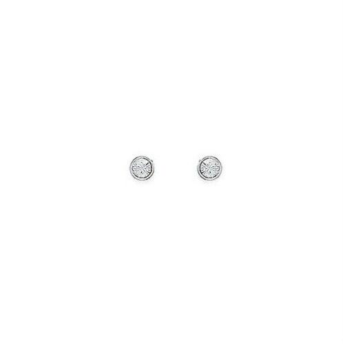 Boucles clous d/'oreilles en argent /& cristal NEUF BijouterieJOLYBIJOUX
