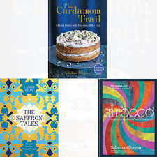 Sirocco,The Saffron Tales,Cardamom Trail Collection 3 Books Set NEW Hardcover UK