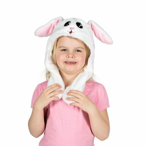 Child Dancing Ears Animal Hats Kids Fancy Dress