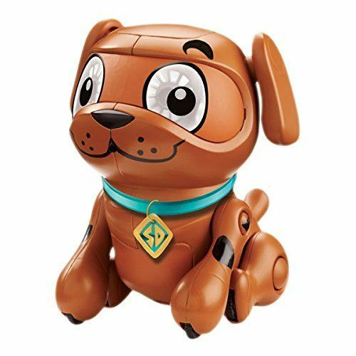Newborn SCOOBY DOO - Teksta Robotic INTERACTIVE Pet - NEW