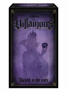 Disney-Villainous-Wicked-to-the-Core-Game-Expansion-Pack-NEW-NEVER-BEEN-OPENED