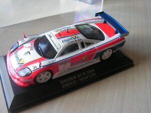 1/43 car race car r 2004 saleens s7 serie 8