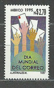 Mexico - Mail 1995 Yvert 1614 MNH