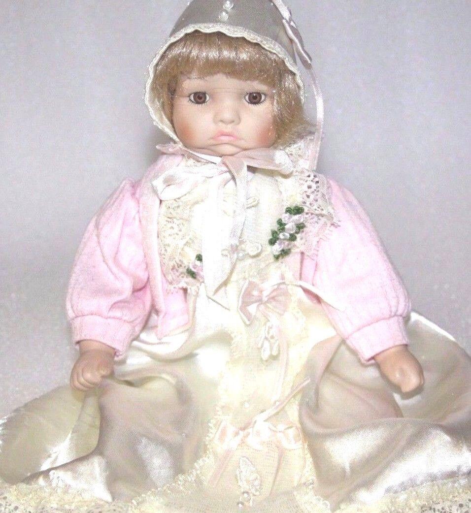 Symphony Marie bambola JC Limited  edizione 041105 bisque bambola 38 cm bambola  il miglior servizio post-vendita
