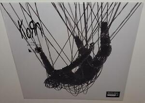 KORN-THE-NOTHING-2019-BRAND-NEW-SEALED-LIMITED-EDITION-WHITE-VINYL-LP