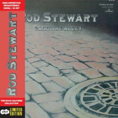 Rod Stewart - Gasoline Alley [New CD] Bonus Track, Ltd Ed, Mini LP Sleeve, Rmst,
