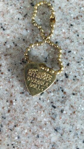 Vintage Effanbee Durable Doll Wrist metal tag bracelet