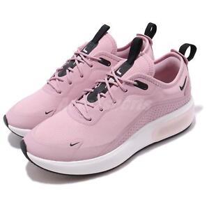 Nike-Wmns-Air-Max-DIA-Plum-Chalk-Black-White-Women-Running-Shoes-AQ4312-500