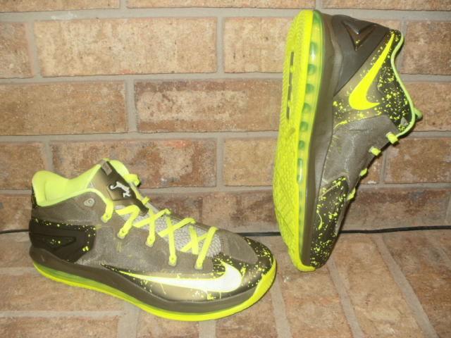 New Nike LeBron XI Max Low (Dunkman) Basketball Basketball Basketball shoes 11.5 M 7642849-200  170 6b0e4e