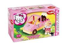 Hello Kitty Spielzeug BIG Starter Set Safari Auto und Figur Neu