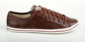 Buffalo Schuhe 507 Derby Pu Braun