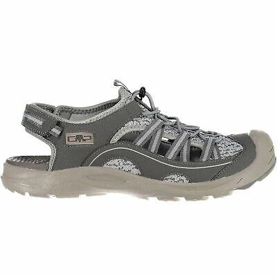 Coscienzioso Cmp Scarponcini Adhara Hiking Sandal Marrone Melange Maglia Poliestere Mesh-mostra Il Titolo Originale