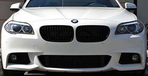 BMW Série 5 F10 F11 F18 Calandre Haricot Grille Noir Mat Berline Touring M M5