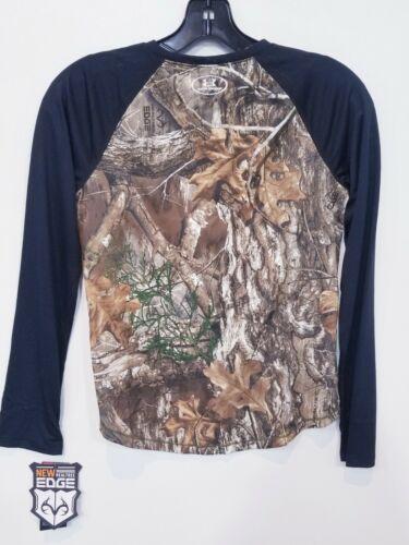 Youth Medium Boy/'s Under Armour Long Sleeve Camouflage Shirt