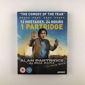 Alan Partridge: Alpha Papa (Blu-ray, 2013) s