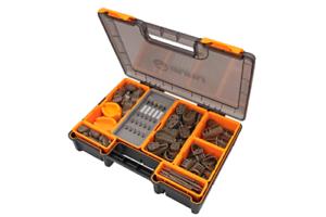 Guru Feeder Box & Inserts  / Coarse Fishing Tackle Box
