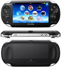 Sony PlayStation Vita Black Handheld System (Wi-Fi + 3G - AT+T)