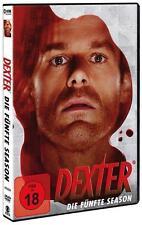 Dexter - Staffel 5 (FSK 18) (2014) Fünfte / DVD / NEU&OVP / Season